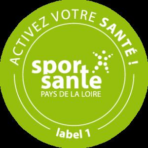 Activez votre santé - Sport santé Pays de la Loire - Label 1