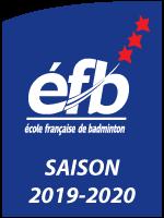Label «Ecole Française de Badminton»