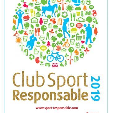 Sport Responsable 2019
