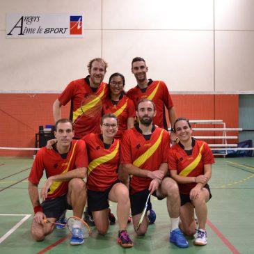 Présentation équipe 1 – Régional 2