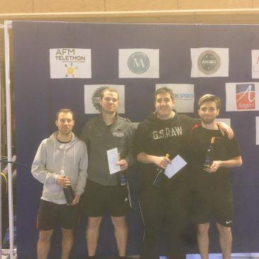Résultats tournois & TDJ