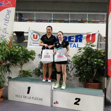 Résultats TDJ & Tournoi National de La Flèche